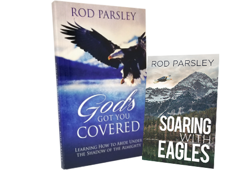 God's Got You Covered & Soaring With Eagles