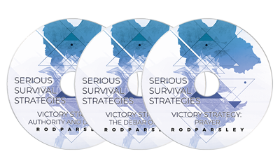 Serious Survival Strategies - 3-part disc set