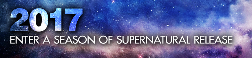 ENTER A SEASON OF SUPERNATURAL RELEASE
