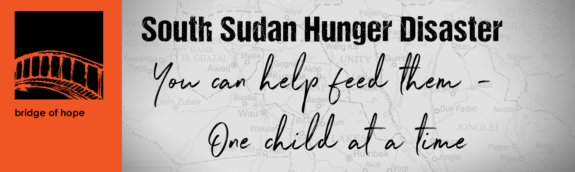 Families, children desperate for food! Matching challenge doubles your impact to help feed them