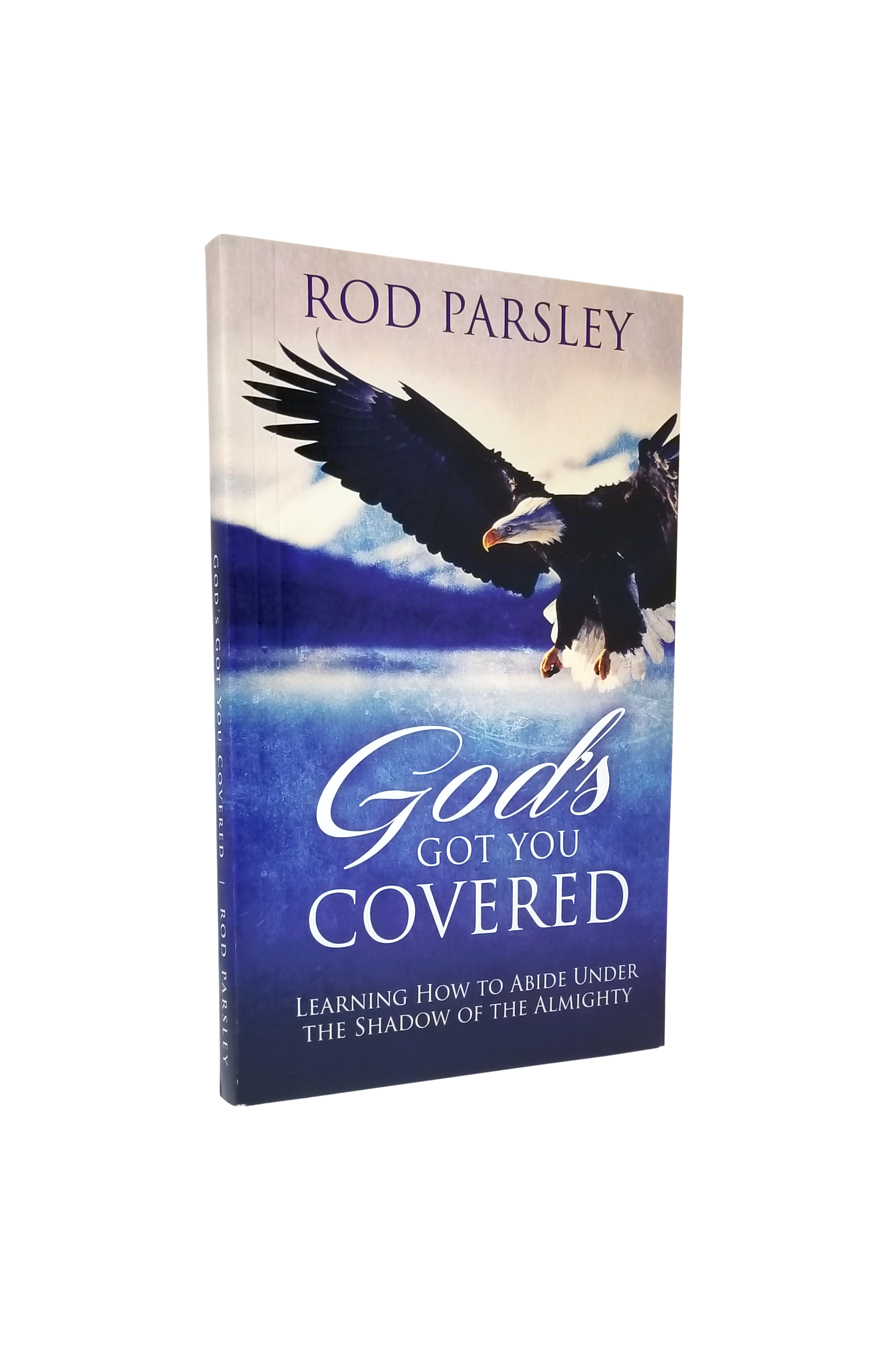 God's Got You Covered - Learning how to abide under the shadow of the Almighty - Rod Parsley | book