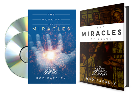 Working of Miracles - 2 Disc Set and Working of Miracles Book