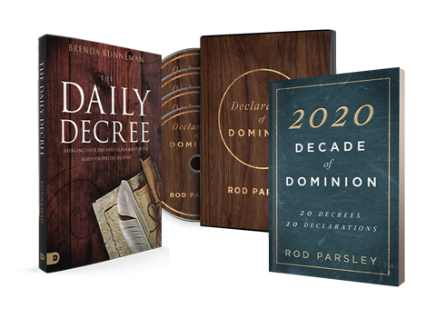 Decade of Dominion Declaration Booklet