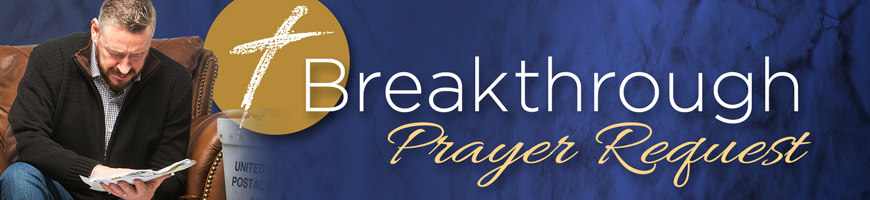 Submit Your Prayer Request | RodParsley com