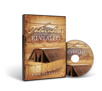 Tabernacles Revealed DVD
